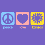 Peace, Love, Kansas!