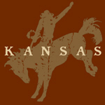 Kansas - Bucking Bronco