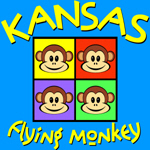 Kansas Flying Monkeys (Square)