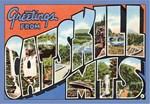 Catskill Vintage Postcard