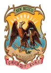 New Mexico Vintage Coat of Arms
