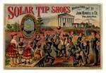 Vintage History Postcard / Magnet