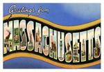 MASSACHUSETTS MA T-shirts & Gifts