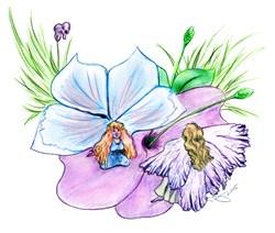 Fairy Pixie Queen, Fantasy Art Gifts
