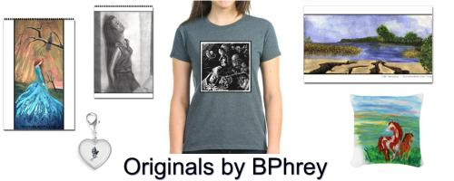 BPhrey - Picture Art Gifts, Paintings And Drawings
