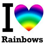 I <3 Rainbows