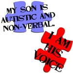I am his voice