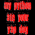 My Python...