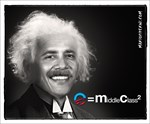 Obama as Einstein