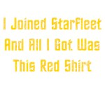 I Joined Starfleet