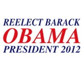 Reelect Obama 2012 Store