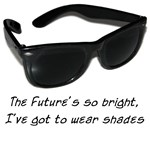 Sunglasses - bright future