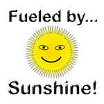 Fueled by Sunshine
