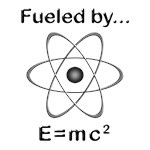 Fueled by E=mc2