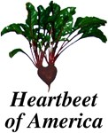 Heartbeet of America
