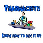 Pharmacists Mix it up