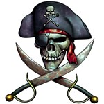 Pirate Skull items and maps