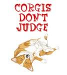 Corgis Don't Judge