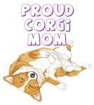 Proud Corgi Mom