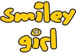 Smiley Girl Happy Face