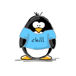Chill penguin