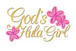 God's Hula Girl
