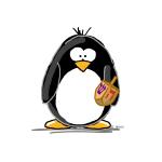 Dreidle Penguin