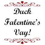 Duck falentines funny
