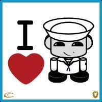 I Heart the Navy 1.0