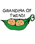 Grandma of Twins Pod
