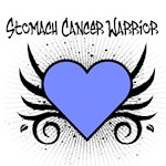 Stomach Cancer Warrior Tattoo Shirts & Gifts