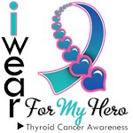 Thyroid Cancer Hero Shirts & Gifts