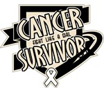 Lung Cancer Survivor Shirts and Gifts