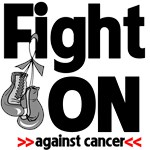 Fight On Against Brain Cancer Shirts