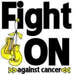Fight On Against Bladder Cancer Shirts