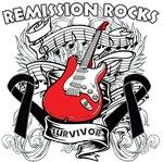 Remission Rocks Melanoma Shirts