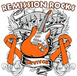 Remission Rocks Kidney Cancer Shirts