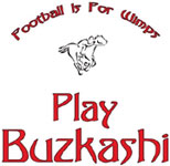 Play Buzkashi merchandise
