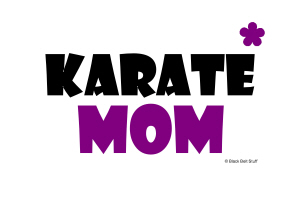 Karate Mom 1 (Grape)