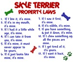 Skye Terrier Property Laws T-Shirts and Gifts