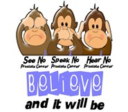 See Speak Hear No Prostate Cancer 3