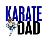 Karate Dad (Of BOY) Karate Gifts Shirts Apparel