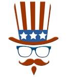 Hipster Uncle Sam