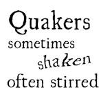 Sometimes shaken