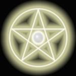 Glowing Pentagram 1