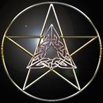 Pentagram & Celtic Knot