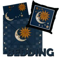Starry Nite Bedding