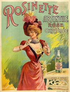Absinthe Rosinette