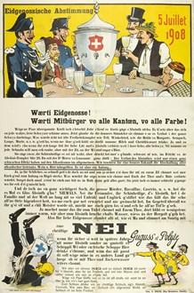 Swiss 1908 Pro-Absinthe Propaganda