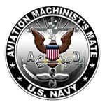 USN Aviation Machinists Mate Eagle AD